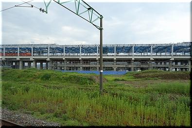 北陸新幹線 上越駅