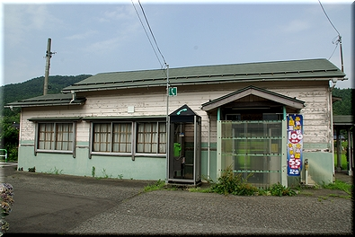 頚城大野駅