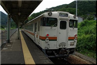 猪谷駅 JR東海