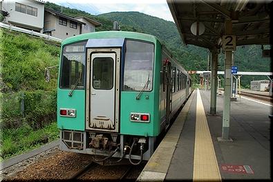 猪谷駅 JR西日本