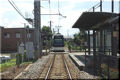 越中中島駅