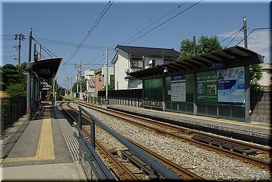 奥田中学校前駅