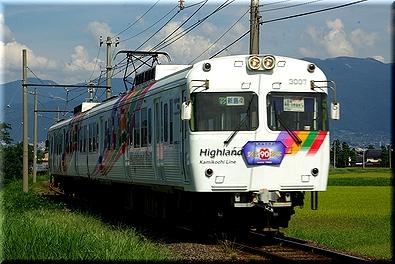 松本電鉄 3000系