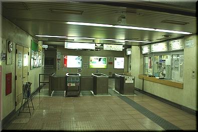 市役所前駅