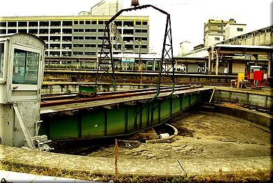 高岡駅 転車台