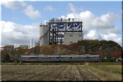 北陸本線 521系