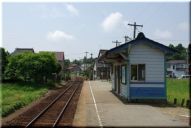 JR氷見線 越中国分駅
