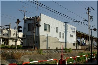 富山地方鉄道 新魚津駅