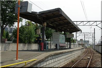 上毛電鉄 三俣駅