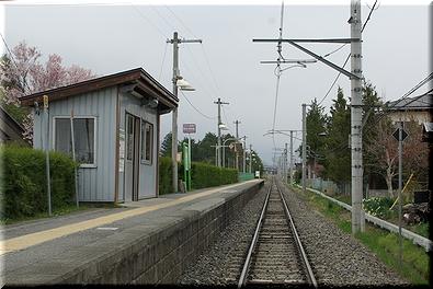 大糸線 北細野駅