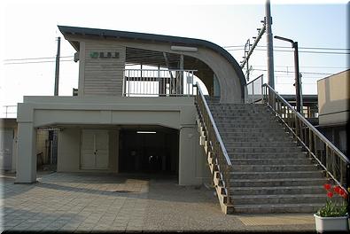 信越本線 笠島駅