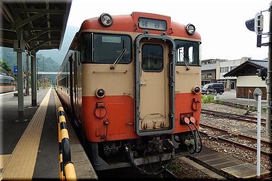 高山本線 国鉄色キハ48