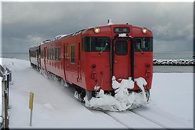 氷見線 キハ40
