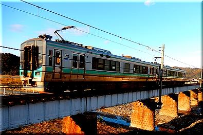 小浜線 125系