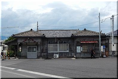 新村駅(旧)