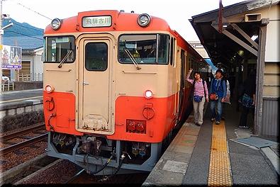 高山本線 キハ48(国鉄色)