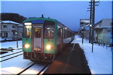 高山本線 キハ120