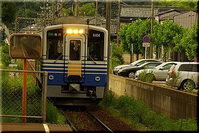えちぜん鉄道 MC6104