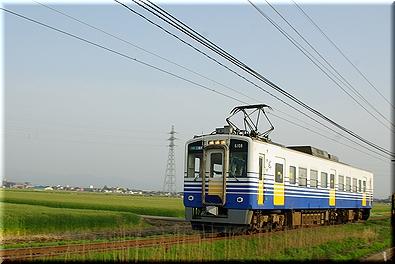 えちぜん鉄道 MC6108