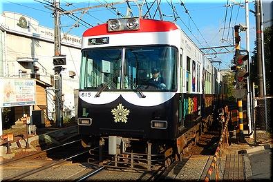 京阪電鉄 パトカー電車