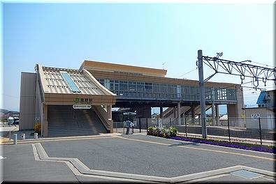 飯山線 豊野駅