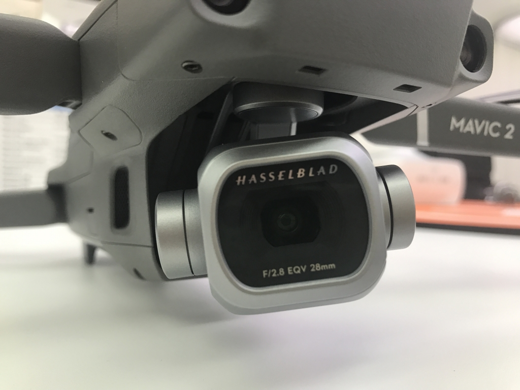 Mavic2Pro ジンバルカメラ