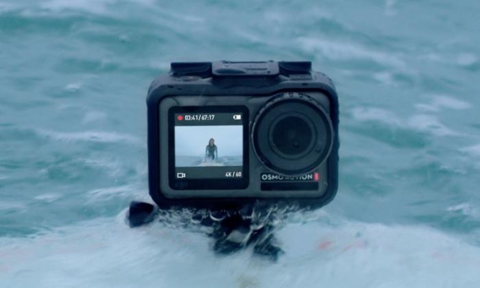 Osmo Action アクションカメラ