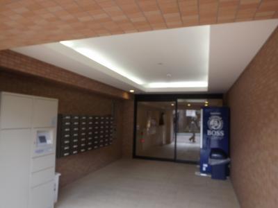 入口間接照明