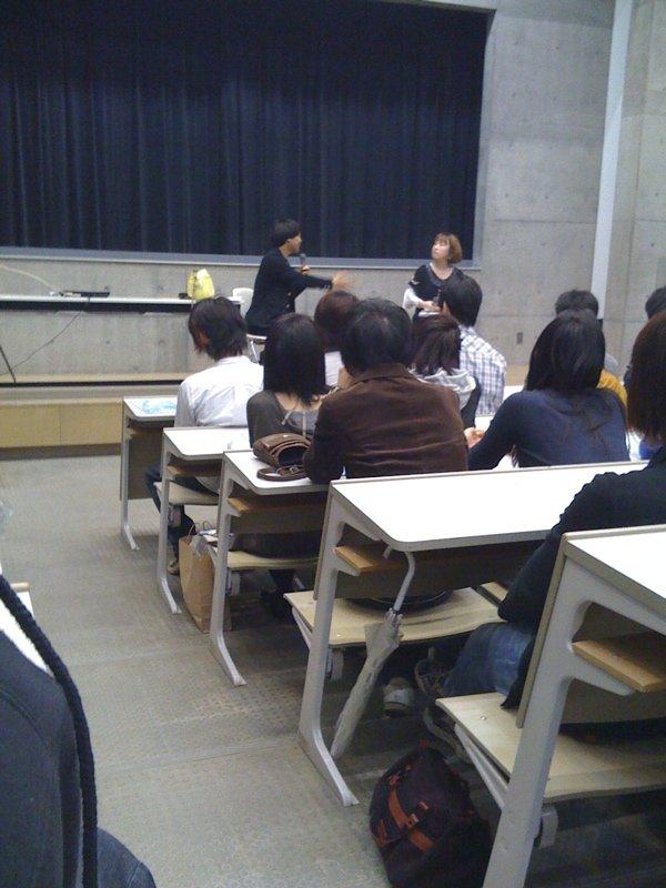 中村さんとカナちゃん先生