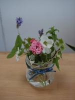 Sさんから頂いたお花