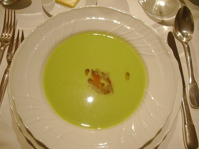万願寺のスープ