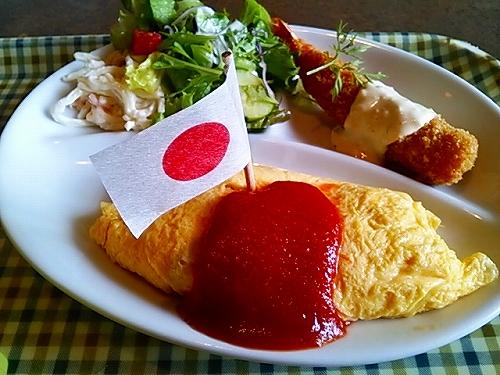 おこさまランチ レストラン高知2014
