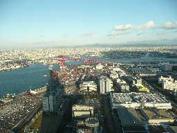 WTC展望台からの眺望1