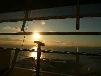 WTC夕焼け