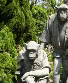 天王寺動物園_リタとロイド