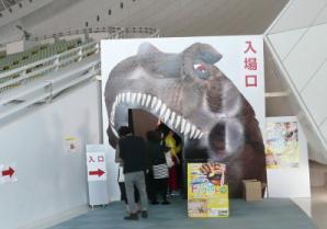 大阪 なみはやドーム トリックアート