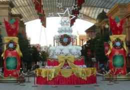 USJ_ユニバーサル・ワンダー・クリスマス_2011