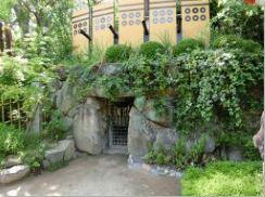 三光神社 真田の抜け穴