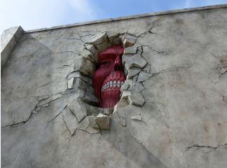 進撃の巨人・ザ・リアル2 壁の巨人