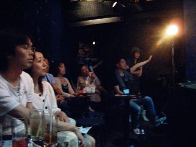 Vol.2 Live 乃'地帯 & シュガーレス 会場の様子