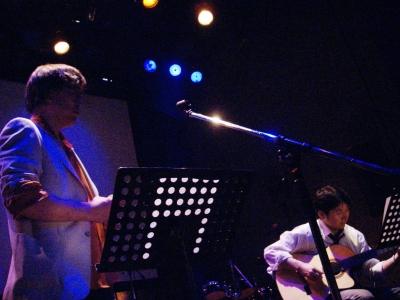 Vol.2 Live 泣かせ屋 福田 with nori