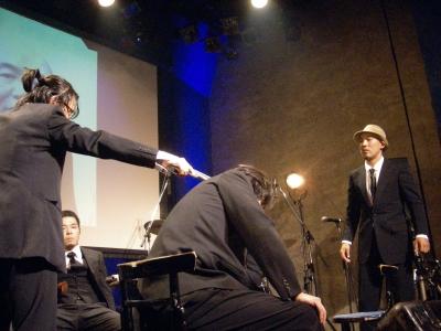 Vol.2 Live【劇団】 東京バーリトゥード・ストリッパーズ