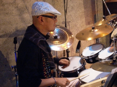 Vol.2 Live AKIRA with Johnny and Hajime
