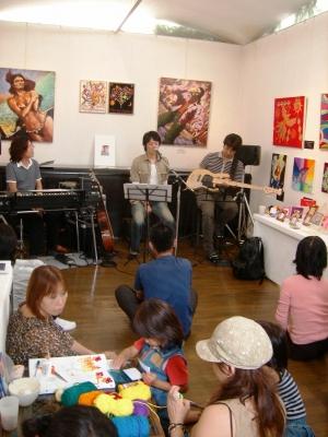 Vol.5 2008年9月20日 アートデイの様子