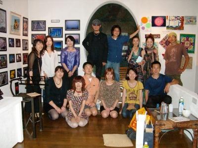 Vol.5 2008年9月20日 アートデイ 記念撮影