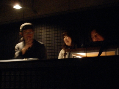 Vol.6 2008年12月13日 AKIRA「PUZZLE」 札幌 準備風景