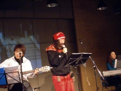 Vol.6 2008年12月13日 AKIRA「PUZZLE」 札幌 リハーサル風景