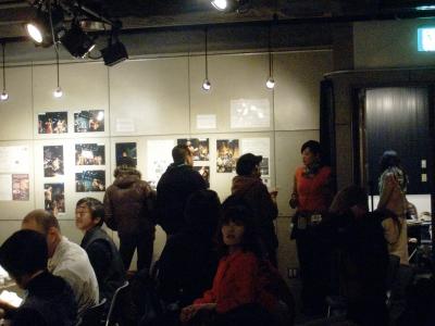 Vol.6 2008年12月13日 AKIRA「PUZZLE」 札幌 会場風景