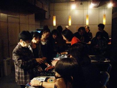 Vol.6「PUZZLE」 札幌 会場風景