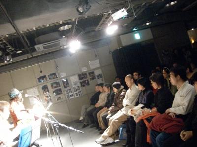 Vol.6 AKIRA セルフストーリーオペラ「PUZZLE」会場風景